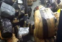 Mii de parfumuri si articole de imbracaminte, susceptibile a fi contrafacute, confiscate la P.T.F. Calafat si P.T.F. Giurgiu