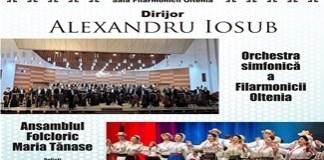 Filarmonica Oltenia Craiova : Concert de muzica clasica si folclorica de Ziua Persoanelor Varstnice
