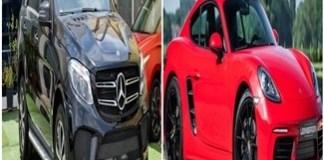 Fiul lui Dragnea si-a cumparat doua masini de lux in 10 zile!