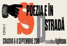 Street Delivery Craiova 2019 - Vino sa aducem impreuna poezia in strada!