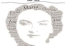 Amintiri din Festivalul - Concurs National Maria Tanase - 50 de ani de existenta - 1969 - 2019 Galeriile Cromatic