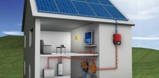 """Programul """"Casa Verde"""". Bani de la stat pentru proprietarii care isi instaleaza panouri solare"""