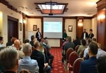 USR Craiova în dialog cu antreprenorii.