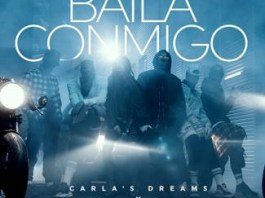 Blacklist feat Carla's Dreams lanseaza clipul piesei Baila conmigo – dans si ganduri negre