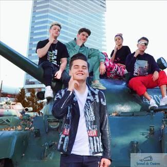 In plin turneu national, 5GANG lanseaza Tank
