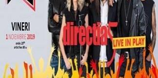 Directia 5 revine in Cafe Teatru Play pentru un super concert !