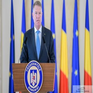 Klaus Iohannis : Nu vor exista taieri de salarii si pensii!
