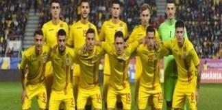 Fotbal : U21 spre Euro 2021 - Tricolorii inving categoric Ucraina, scor 3-0!