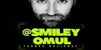 Smiley ii ia pe Emilian, Jean Gavril si 7 Klase in concertele de deschidere din turneul @Smiley_Omul