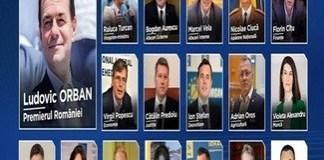 Guvern Orban : O parte din ministri si-au preluat mandatele! Ionut Stroe a preluat mandatul de ministru al Tineretului si Sportului.