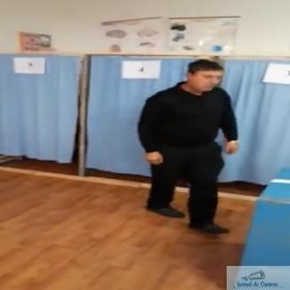 Alegeri Prezidentiale : Plangere penala impotriva presedintelui si loctiitorului din sectia de votare din Plesoi