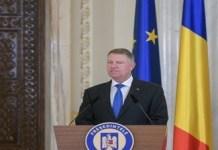 Iohannis, mesaj transant anticoruptie : Intr-o Romanie normala, respectarea legii si corectitudinea sunt regula