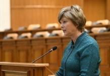 Florica Chereches,presedinte OFL Romania : PSD si minciuna fac casa buna!