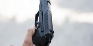 Scandal cu focuri de arma intr-un bar din comuna Lipovu