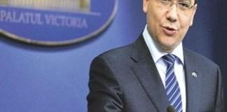 Victor Ponta ii vrea OUT pe cei care voteaza Guvernul Orban.
