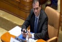 Ludovic Orban : Parlamenarii PNL nu vor vota nici un guvern. Anticipatele nu sunt un moft !