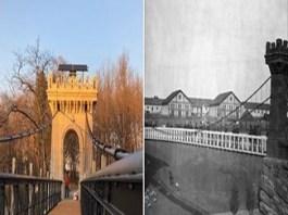 Istoria ? Un amanunt neinteresant pentru Administratia PSD Craiova ... Podul Stirbei un mic exemplu ..