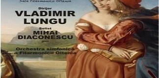 CONCERT CEAIKOVSKI la Filarmonica Oltenia Craiova
