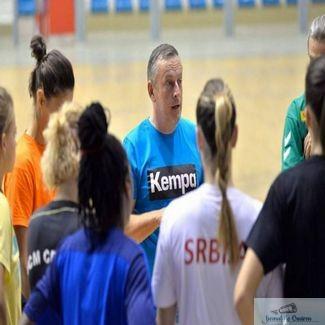 Handbal : Bogdan Burcea este noul selectioner al nationalei de handbal feminin !