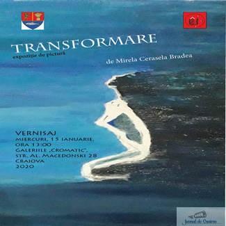 """Transformare prin emoție și culoare, de Ziua Culturii Naționale, la Galeriile """"Cromatic"""""""