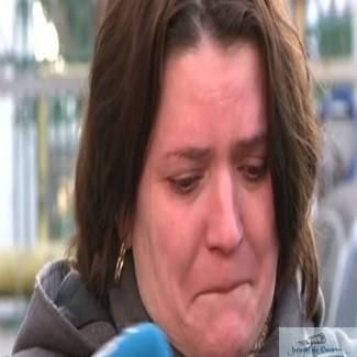 Mama Alexandrei, in lacrimi la DIICOT: Dinca a dus-o pe fata mea in strainatate