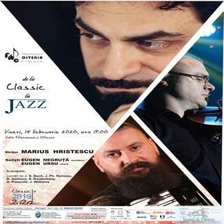 Filarmonica Oltenia Craiova : De la Classic la Jazz