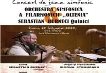 Filarmonica Oltenia Craiova : CONCERT DE JAZZ SIMFONIC