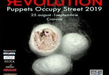 Premiu Special UNITER pentru Festivalul Puppets Occupy Street 2019