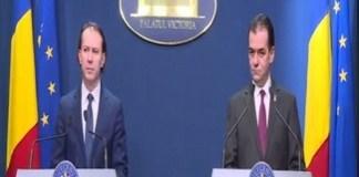 Ludovic Orban: Salut decizia presedintelui Klaus Iohannis ! PNL sustine propunerea Florin Citu pentru functia de premier