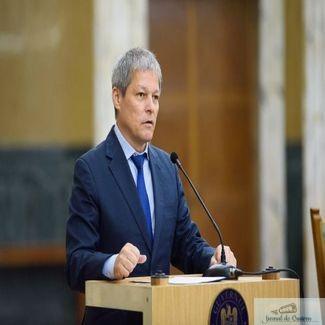 Dacian Ciolos : Daca nu ajungem la anticipate, USR-Plus este gata sa isi asume guvernarea alaturi de PNL