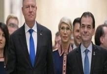 """Premierul Orban: """"Apreciez in mod deosebit rezultatele si abilitatea remarcabila a domnului presedinte, care a reusit un rezultat remarcabil pentru Romania"""""""