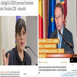 Nicolae Giugea , deputat PNL Dolj : Ce interese mai reprezinta CCR?