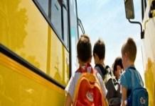 Guvernul anunta transportul gratuit pentru elevi.