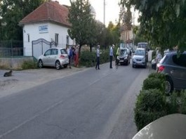 Accident in Bucovat ! Victima a fost transportata la spital ..
