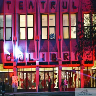 Teatrul Colibri dezvăluie, în week-end, Povestea flașnetarului