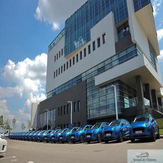 Flotă de 100 de vehicule Ford Puma fabricate la Craiova, achiziționate de compania craioveana Casa Noastră/QFORT