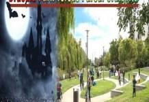 """Nicolae Giugea : Dracula Park versus Parcul """"Craiovita Noua"""""""