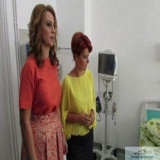 Adina Turcu (fosta Manda) ascunde dezastru din Spitalul de Boli Infectioase Victor Babes din Craiova