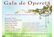 Opera Romana Craiova : Gala de Opereta in Parcul Nicolae Romanescu