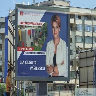 Dedicatie pentru Lia Olguta Vasilescu!