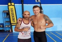 Box : Eduard Gafencu a inceput la Pantera Boxing Academy stagiu de pregatire