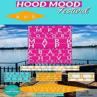 Hood Mood FEST in Port Cetate !