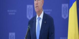 Președintele României, Klaus Iohannis : România a adus o contribuție substanțială la consolidarea arhitecturii de comandă și control a NATO în zona Mării Negre