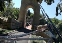 Liberalul Mihai Firica critica actuala administratie in privinta Podului Stirbei ..