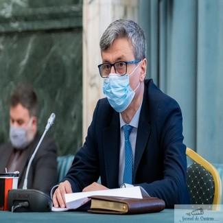 Ministrul Economiei, Energiei si Mediului de Afaceri, Virgil Popescu : Este strigator la cer ce s-a intamplat, am ajuns sa importam energie!
