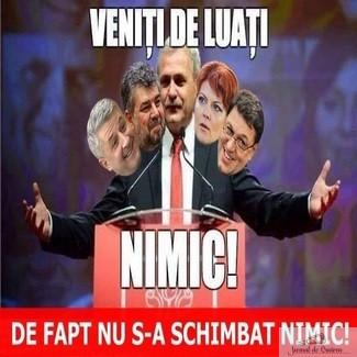 PSD - Groparii Romaniei!