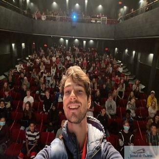 Succes internațional pentru Anghel Damian! Scurtmetrajul acestuia concurează la cele mai importante festivaluri de film din lume