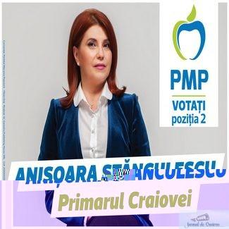Anisoara Stanculescu : Să dăm posibilitatea craiovenilor să decidă asupra minim 10% din bugetul local