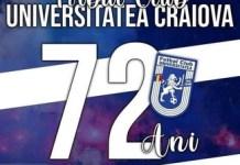 Fotbal : 72 de ani de la prima partida ! Universitatea Craiova intalneste AFK Csikszereda incepand cu ora 20:00 ..