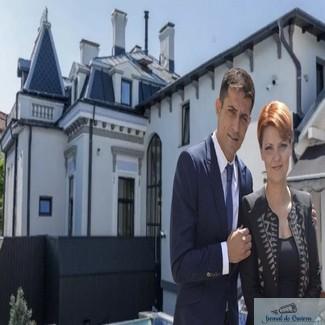Cuplul Olguta Vasilescu si Claudiu Manda pare sa se destrame ... Unele surse ne-au marturisit ca vor divorta la notar ..